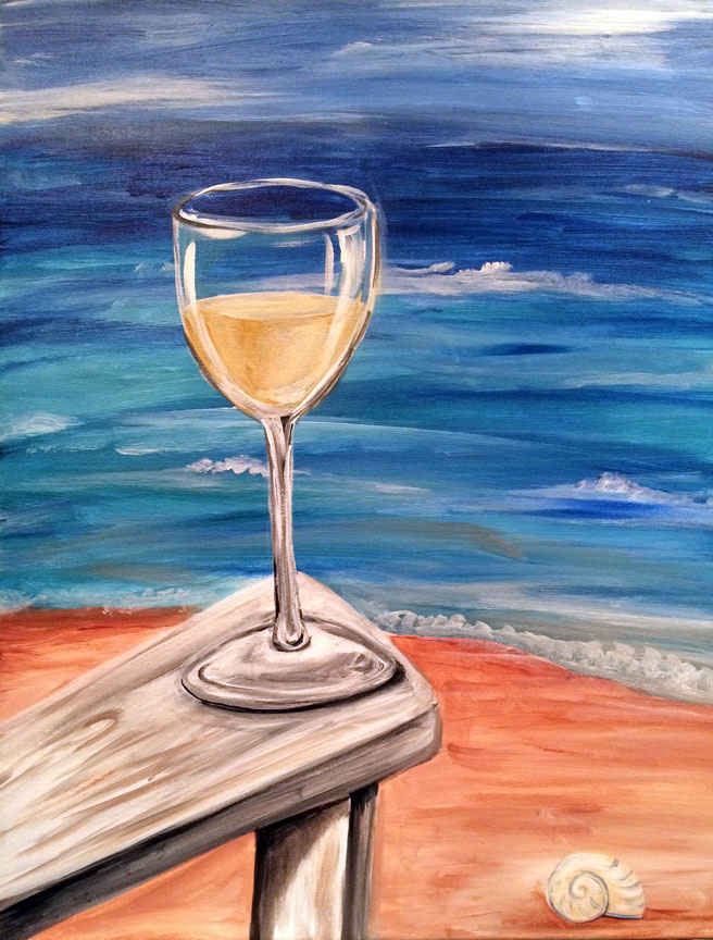 Upcoming events paint sip 2016 ingleside vineyards for Sip and paint