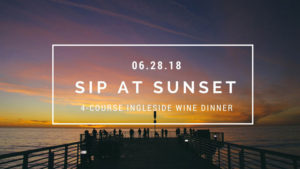 Sip at Sunset event - June 2018