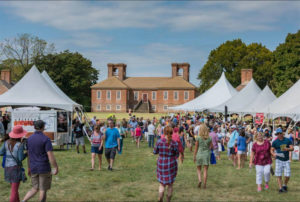 Stratford Hall Wine & Oyster Festival