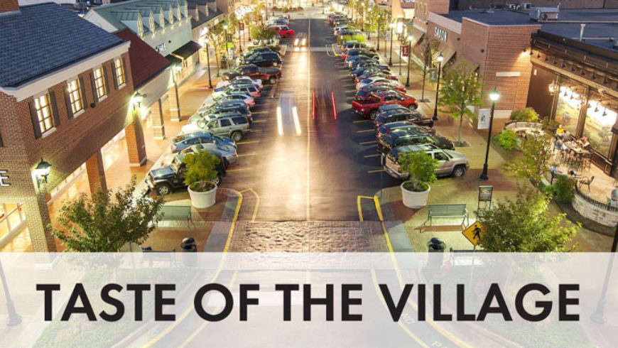 Taste of the Village 2018