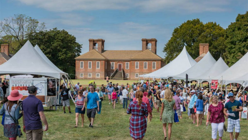 Stratford Hall Wine & Oyster Festival 2018