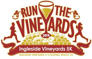 Run the Vineyards 2019 at Ingleside