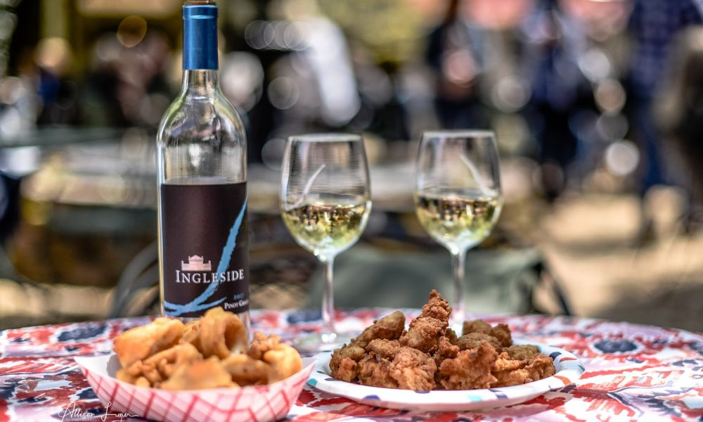 Ingleside wine & oysters - Spring Oyster Crawl 2018