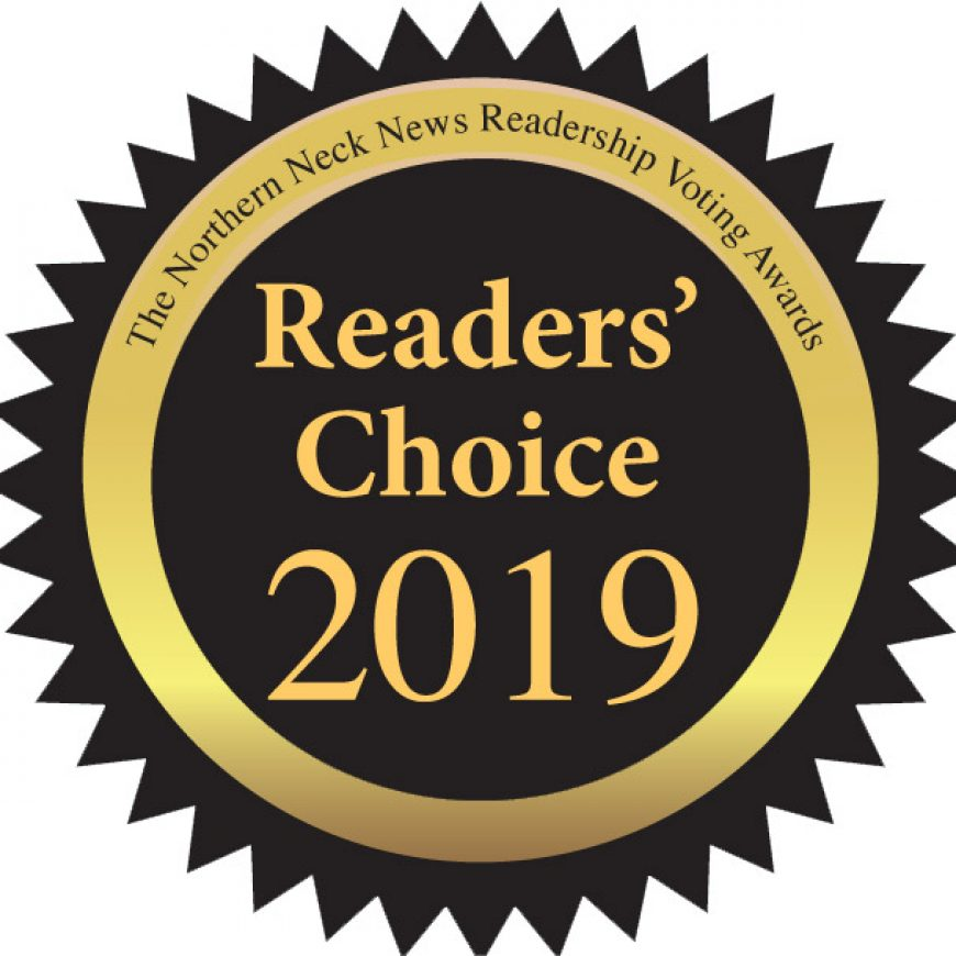 Thanks for voting us Best Winery in the Northern Neck