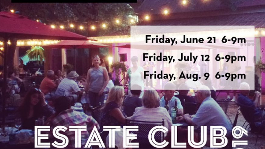 Estate Club After Hours – June 2019