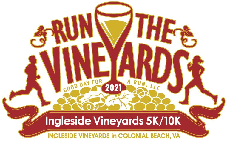 Run the Vineyards 2021 logo